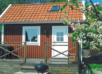 Cottage with 5 beds - Hällevik