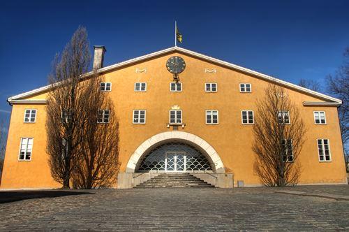 Öppet hus på Tingshuset