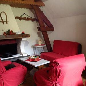 © lassalle chrisitne, HPM135 - Appartement dans un village typique de montagne