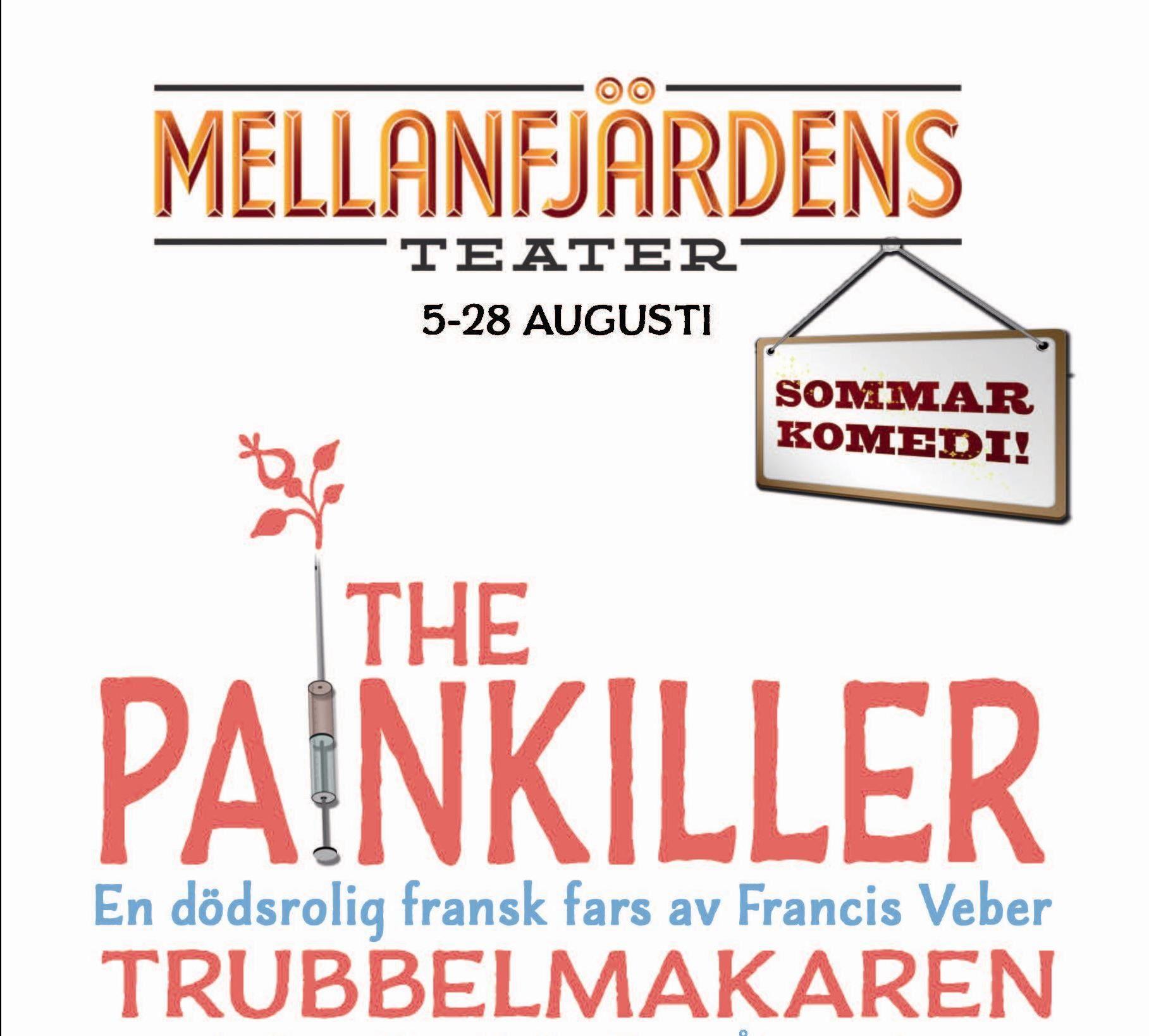 Mellanfjärdens Teater - The Painkiller
