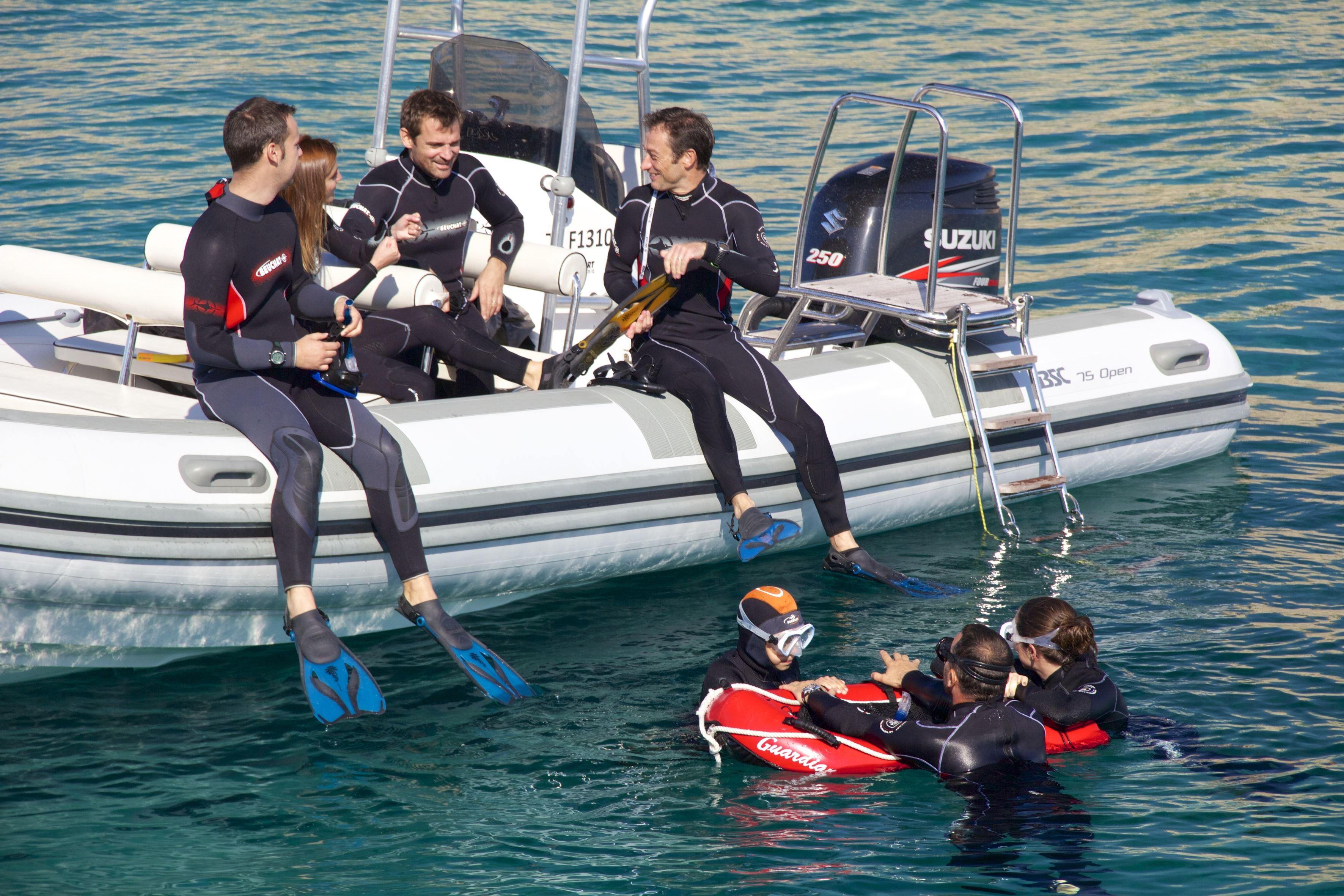 Balades Palmées- Snorkelling