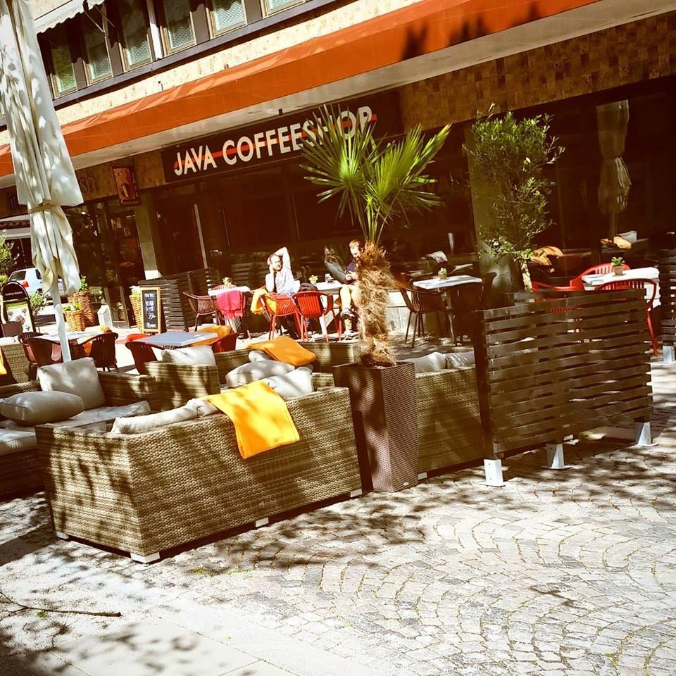 Java Coffeeshop