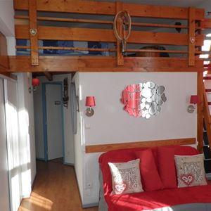 © BOURASSEAU, GTBBOU1 - Appartement très bien situé au coeur de Barèges