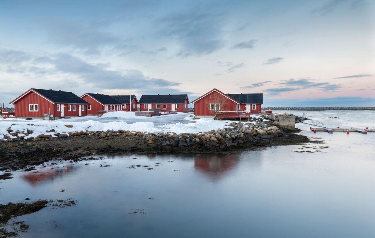 Lankanholmen Sjøhus