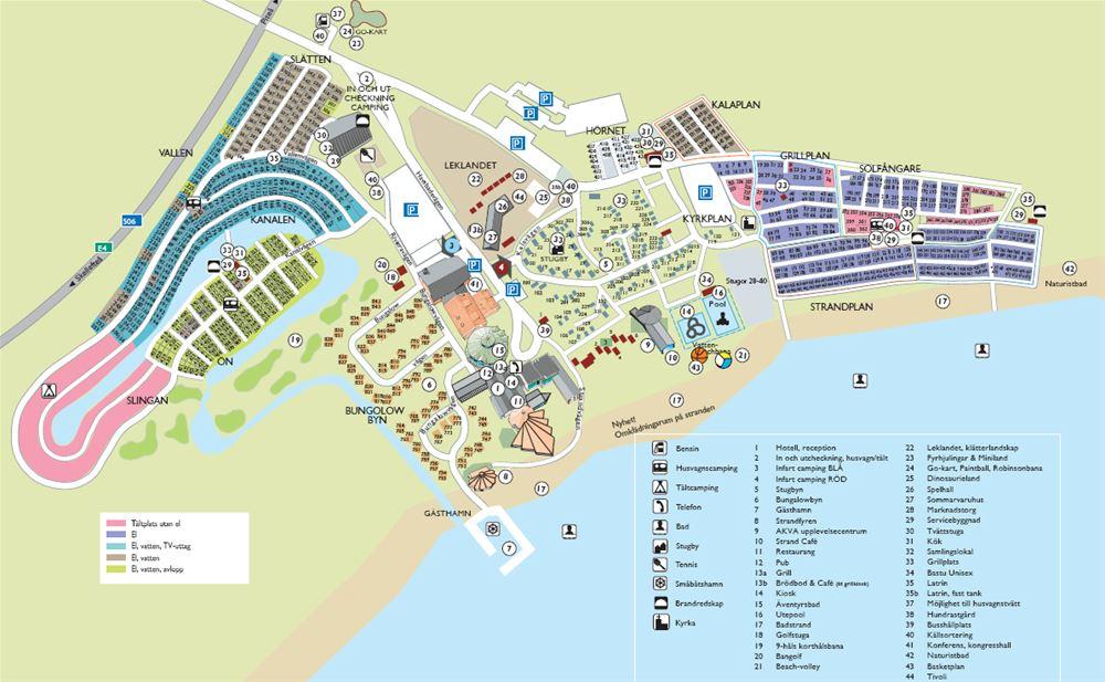 kart over pite havsbad Pite Havsbad/Camping, Images, Campingpitch, Piteå, Restaurant  kart over pite havsbad