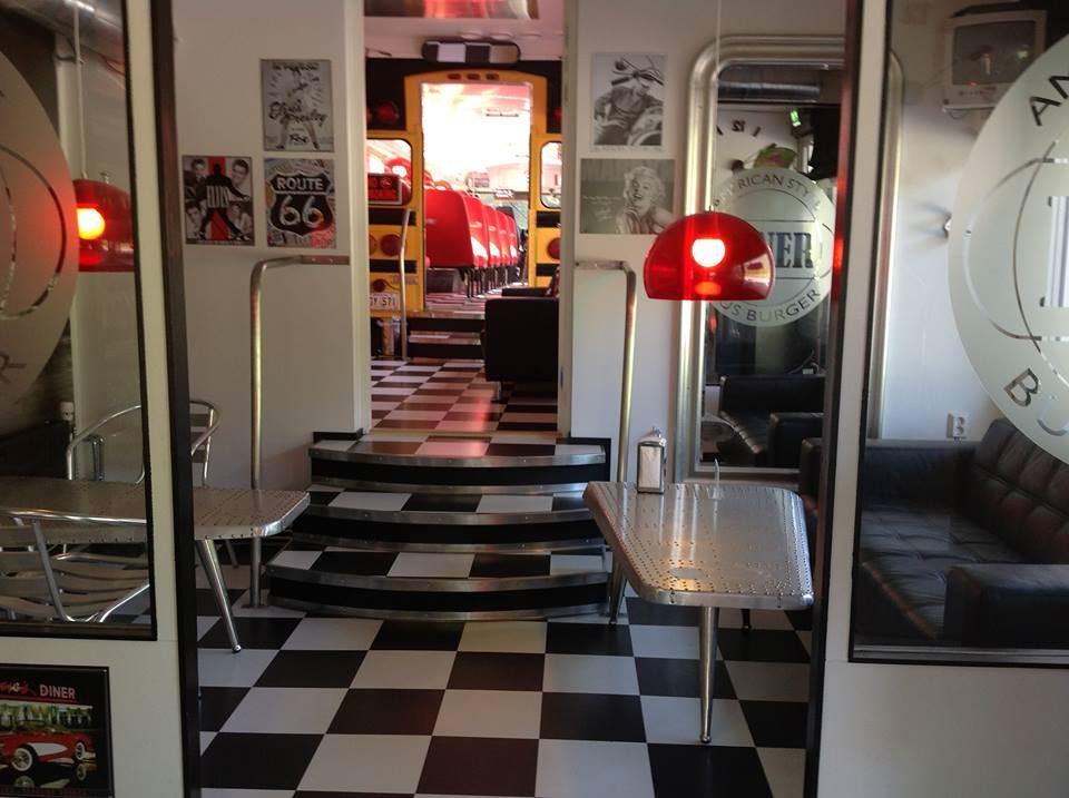 American Style Diner Pikakievari