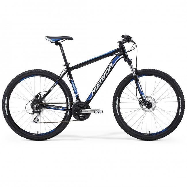203. Hardtail mountain bikes with studded tires (with spikes)