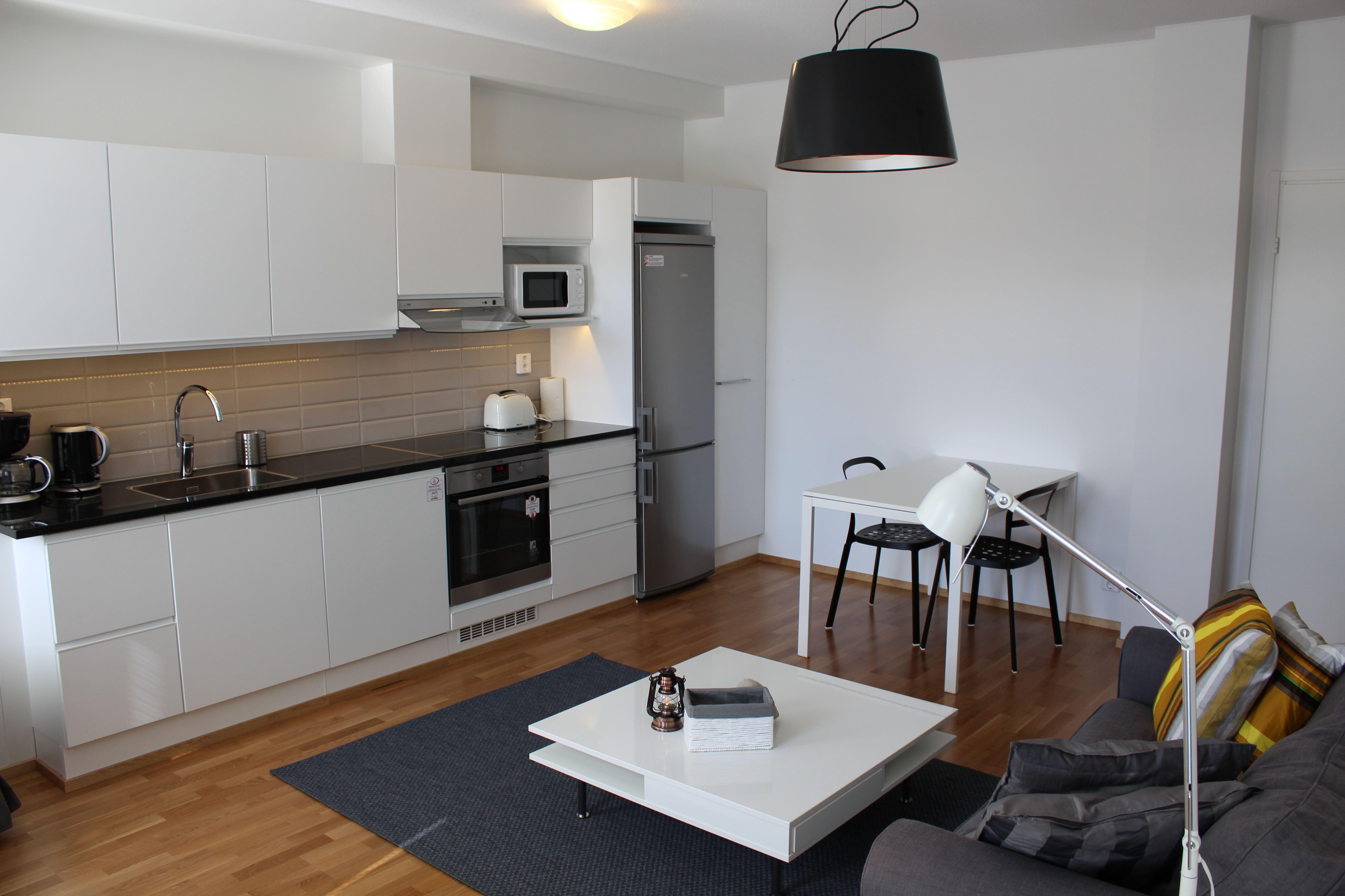 Forenom Apartments Lahti