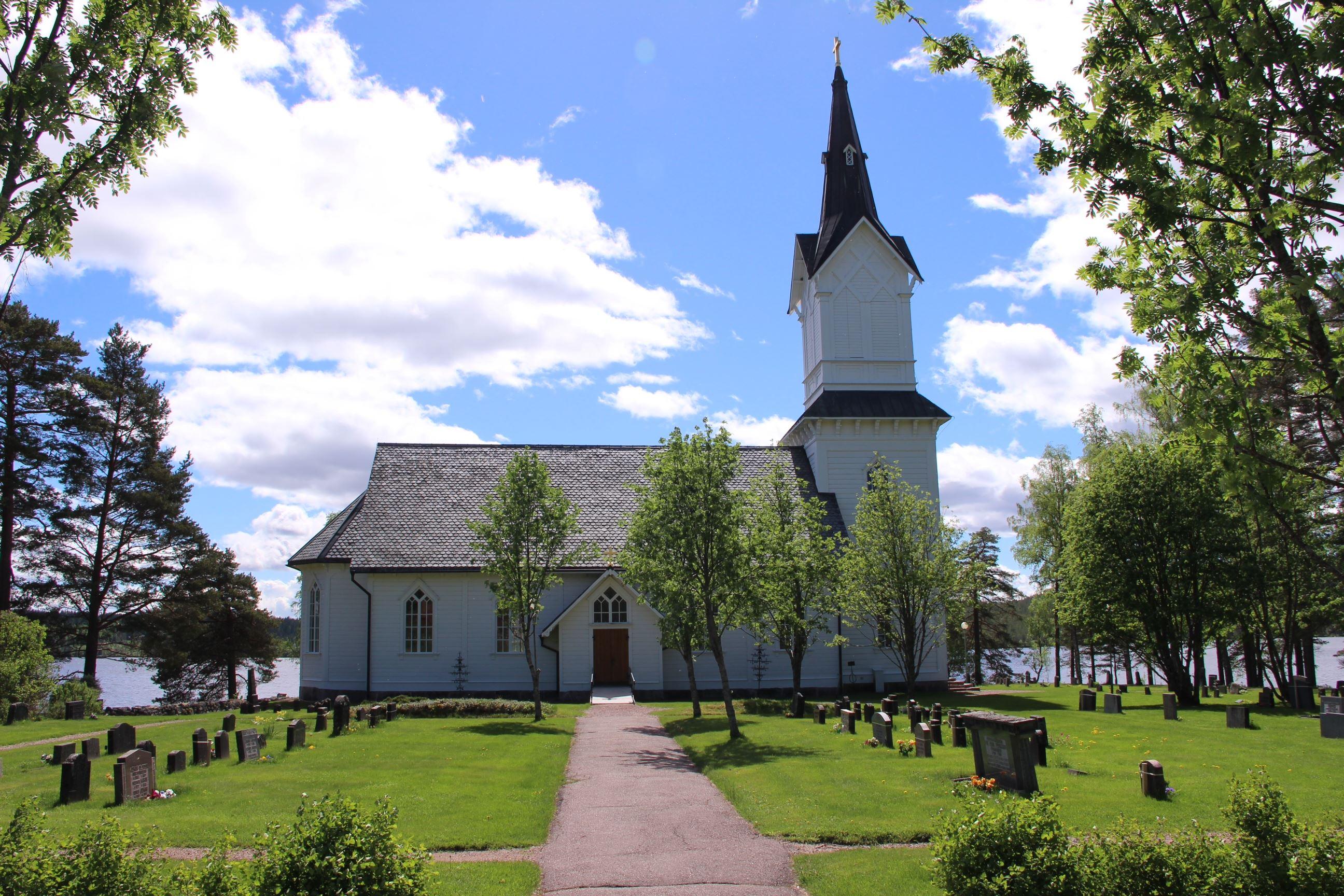 Tyngsjö kyrka