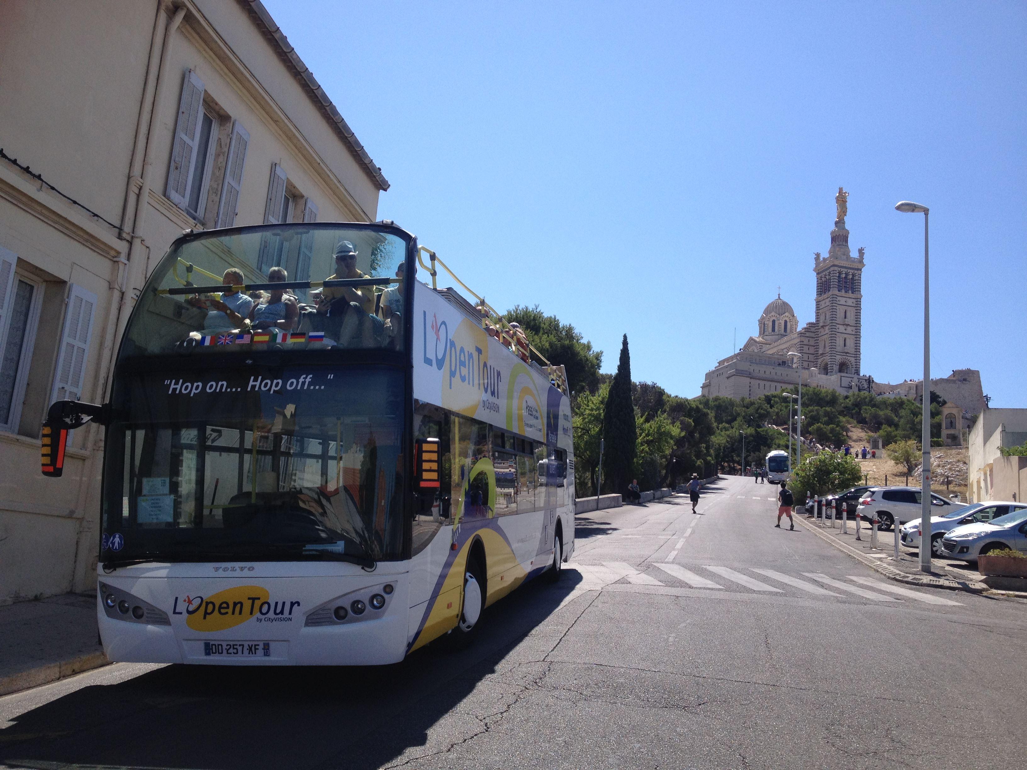 Marseille l'OpenTour