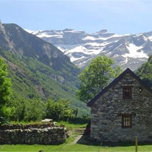 © © , HPG171 - Grange traditionnelle de montagne