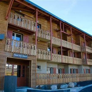 HPRT10 - Résidence Lagrange Vacances *** à Saint Lary Pla d'Adet
