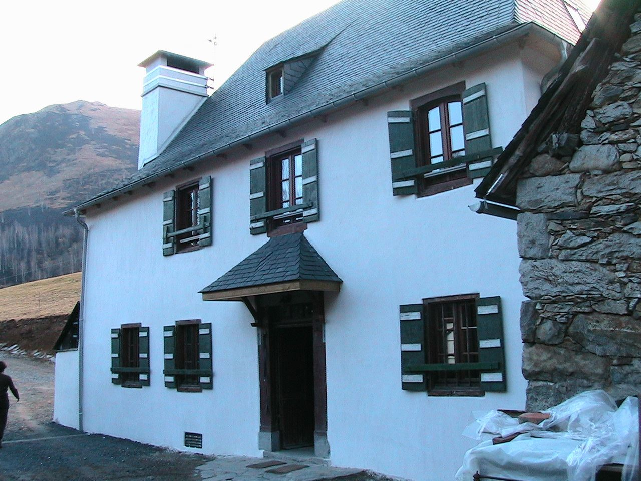 HPG105 - Ancienne maison bigourdane dans le Val d'Azun