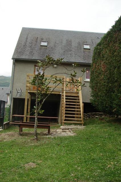 VLG337 - Maison 6 pers. au cœur d'un petit village du Louron