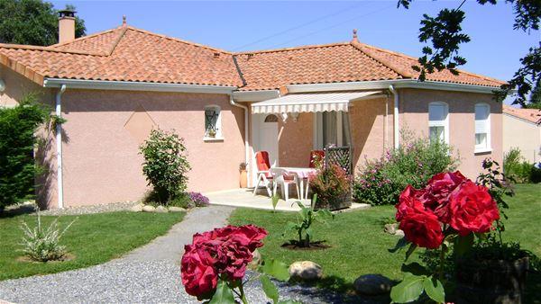 HPG100 - Petite maison en campagne dans le Val d'Adour