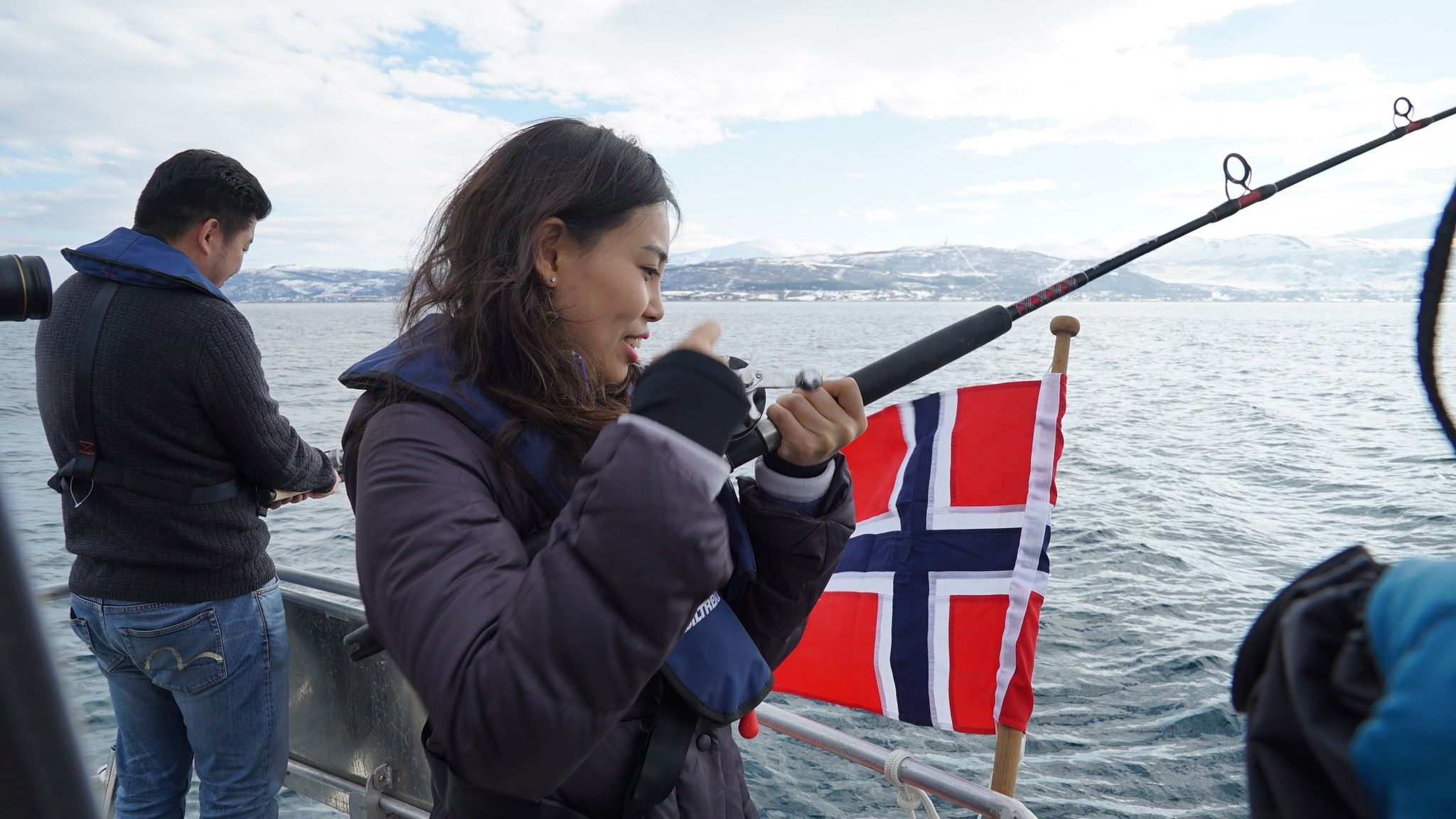 Sightseeing – se 3 øyer – Arctic Cruise in Norway