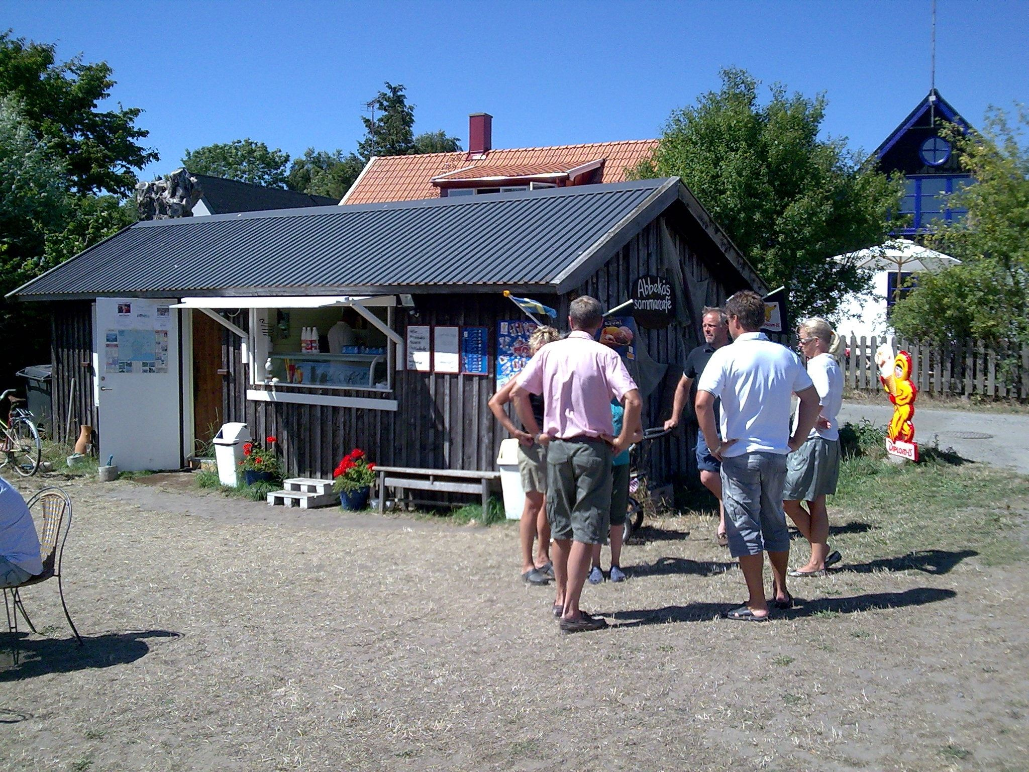 Abbekås Sommarcafé