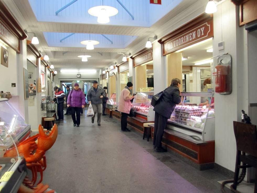 Lahden Market Hall