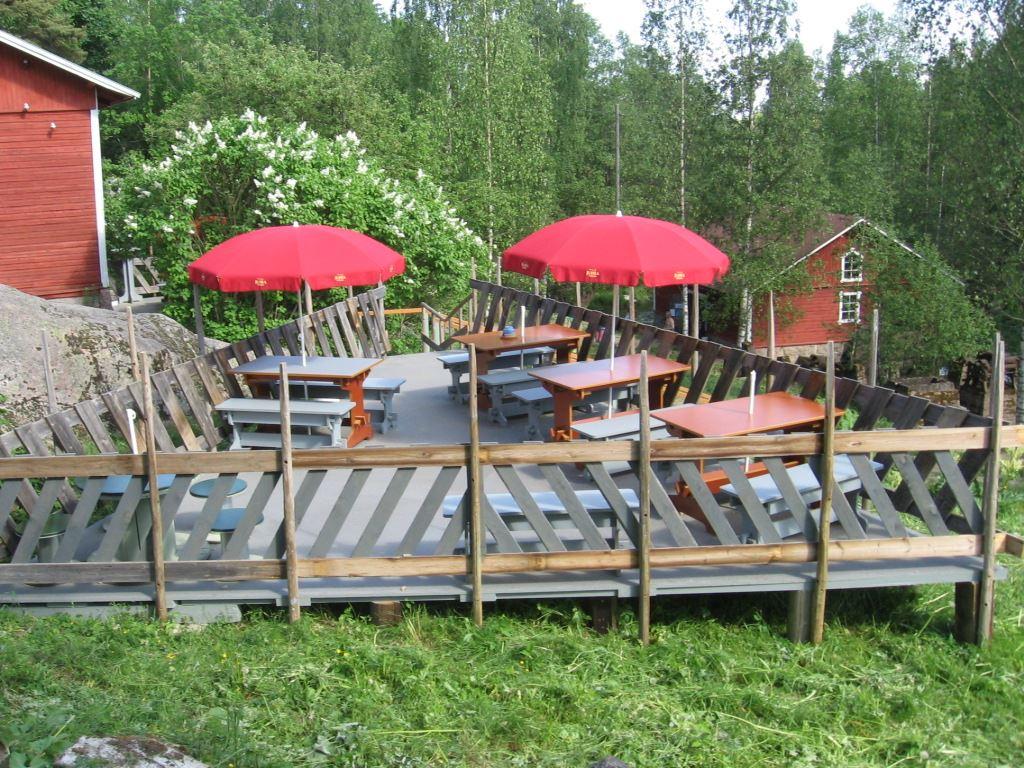 Summer café | Immilän mylly kahvila