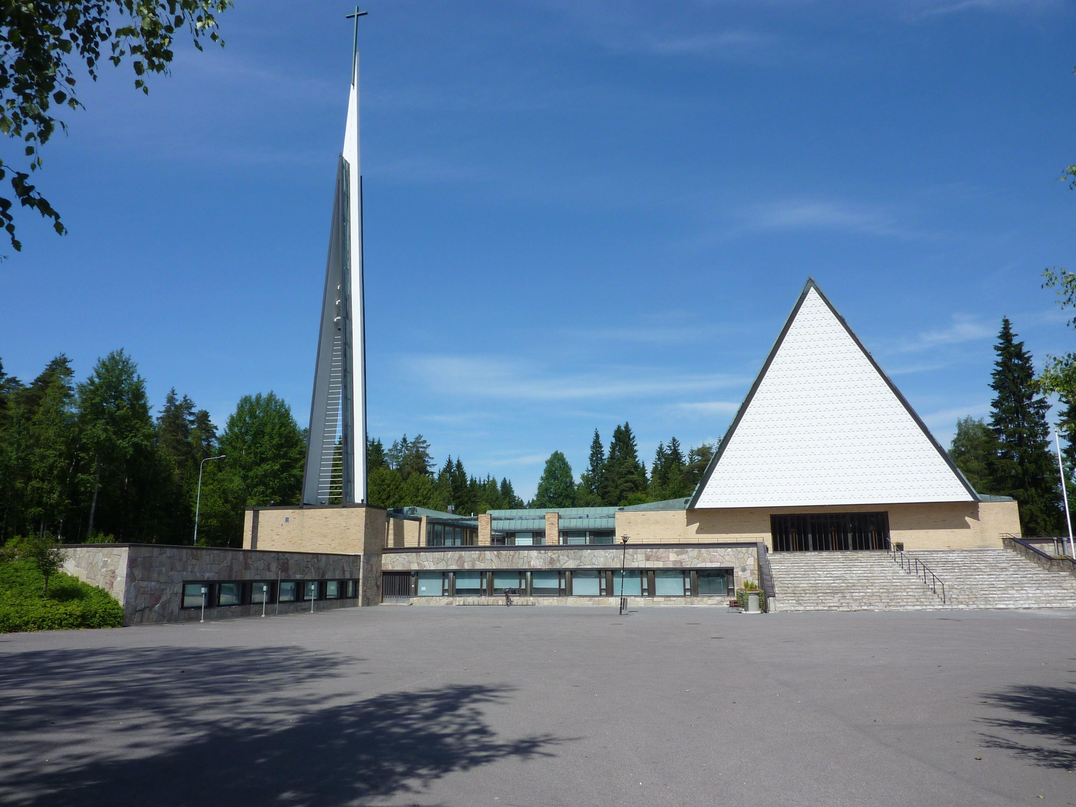 Joutjärvi Church
