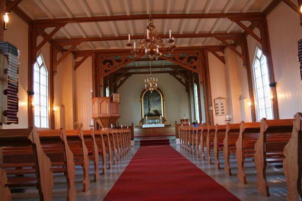 Talvik  Kirche