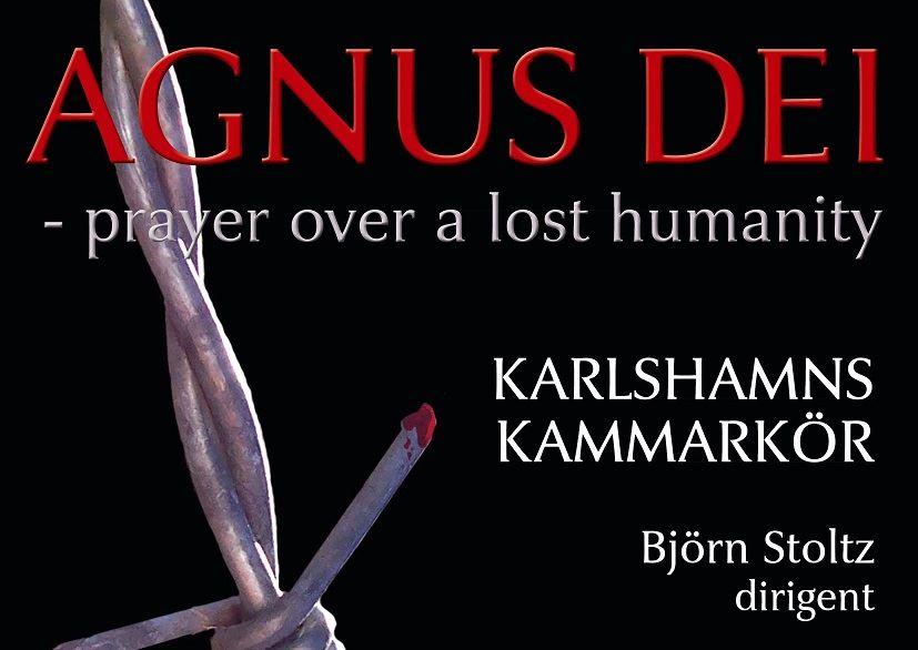 Agnus Dei - prayer over a lost humanity