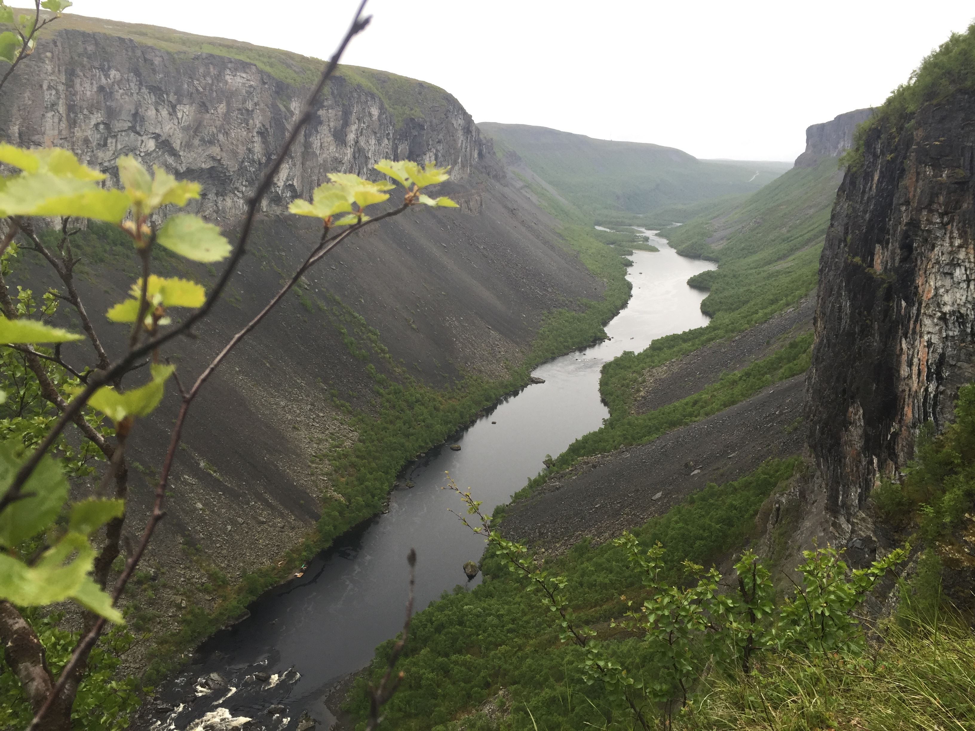 The Alta River