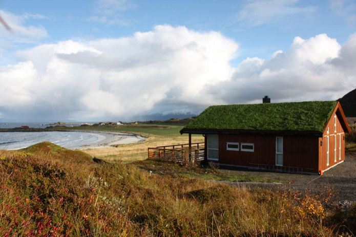 Lofoten Links Lodges - rooms