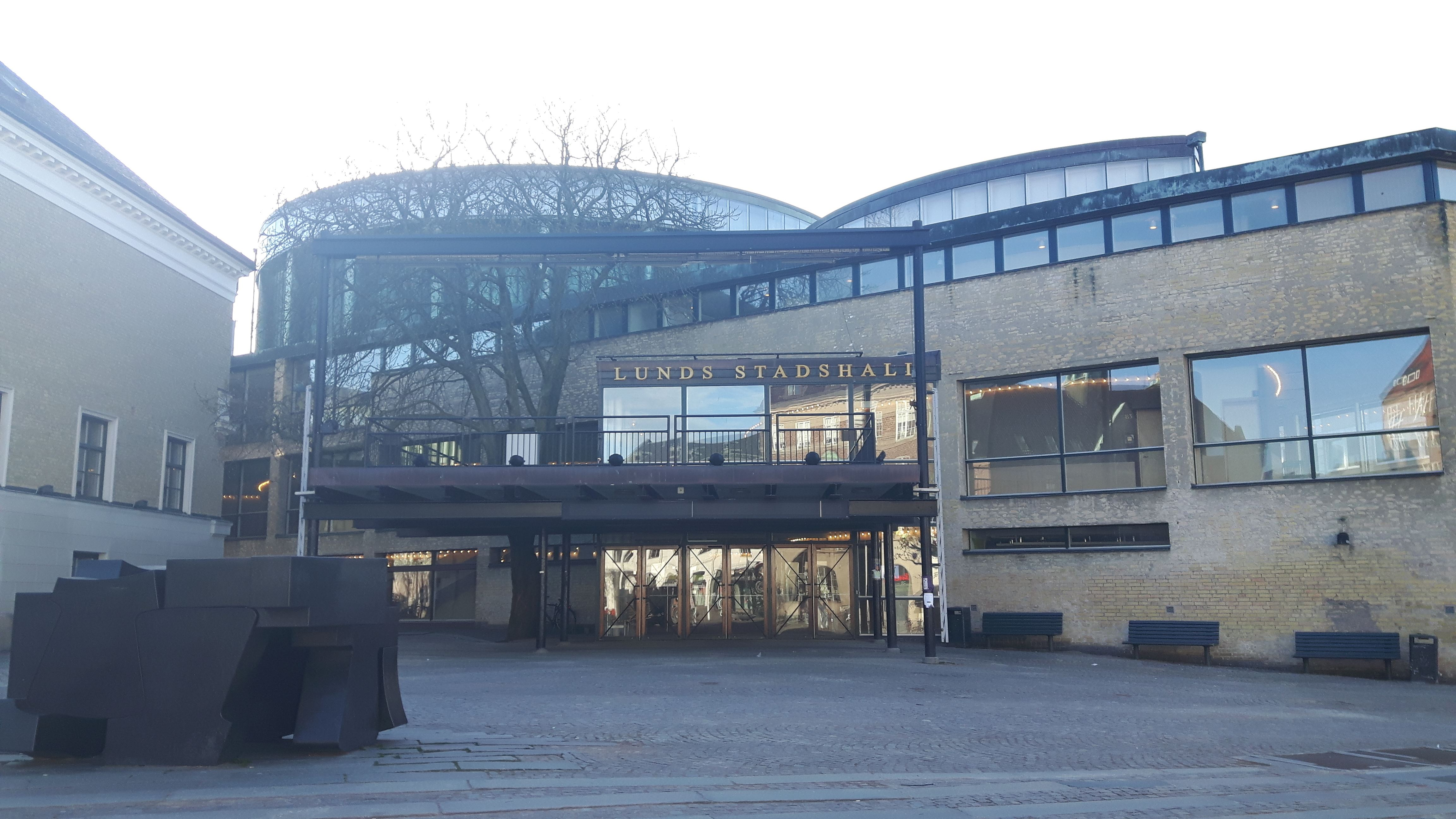Lunds stadshall