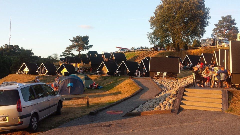 Strömstad Camping/Cottages