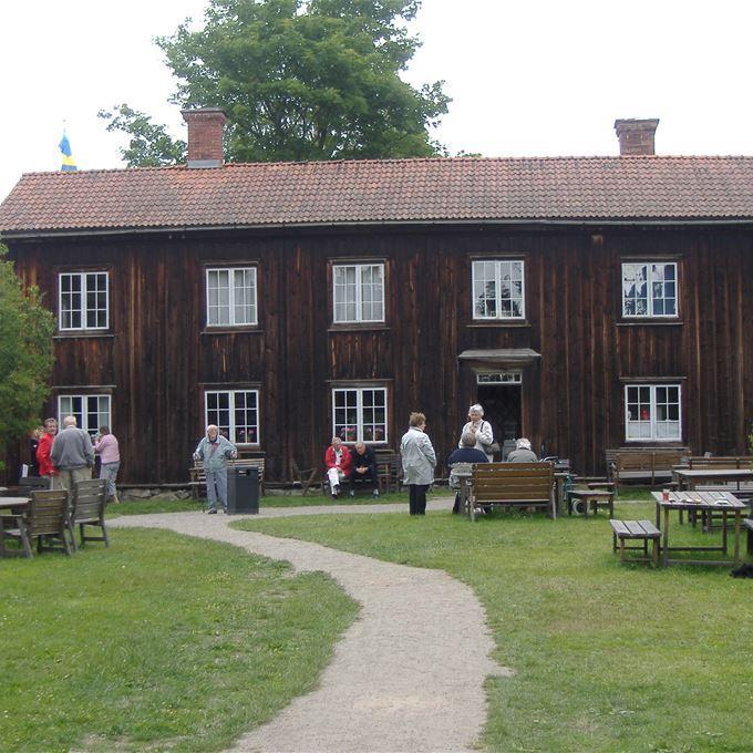 Hälsingegårdsdagarna på Träslottet och Besökscentrum för Världsarvet Hälsingegårdarna