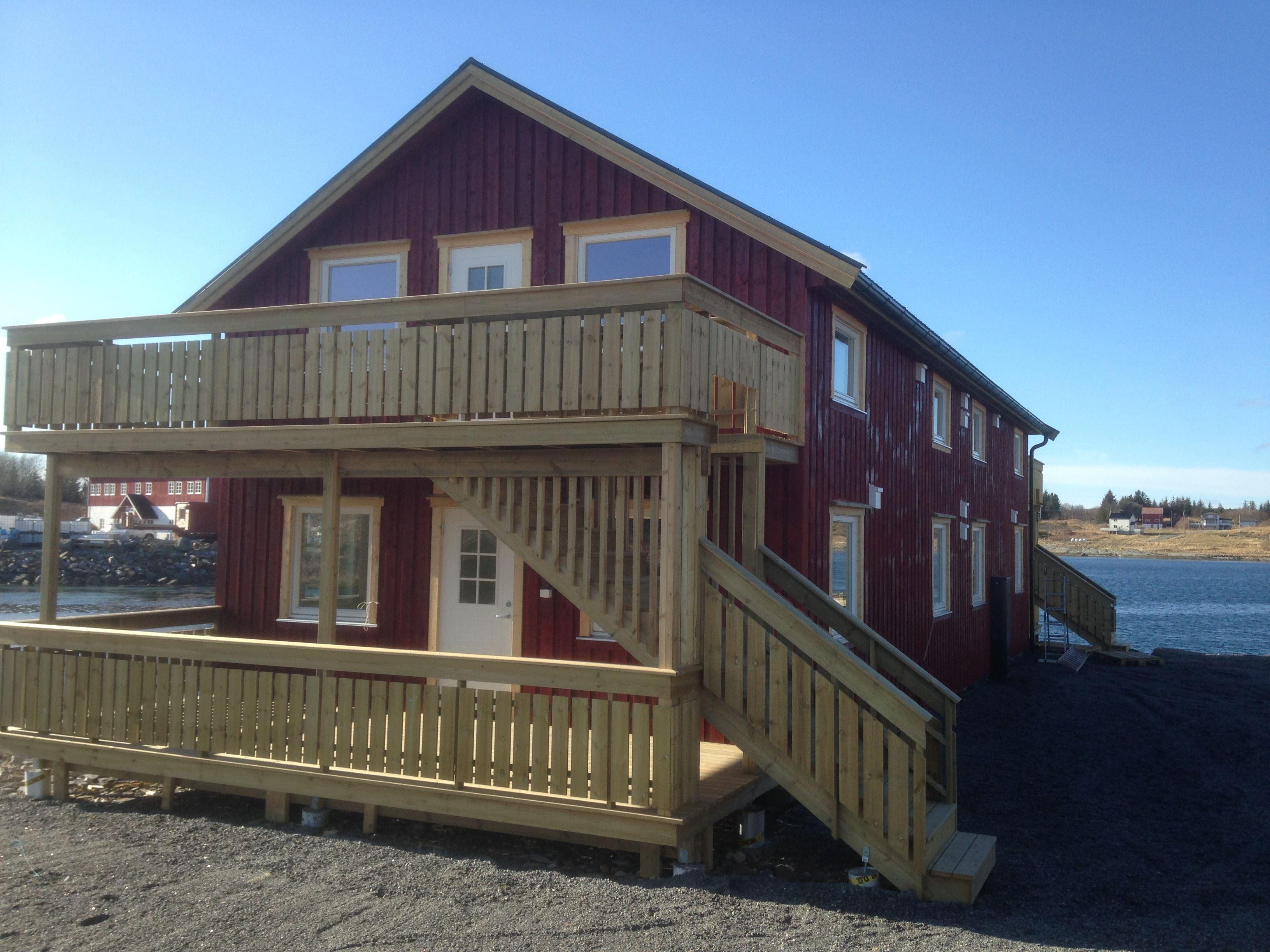 Dønna Rorbuer Bøteriet - fisherman hut's
