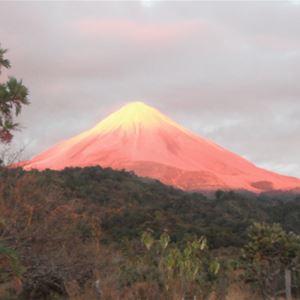 Cabañas del Volcán
