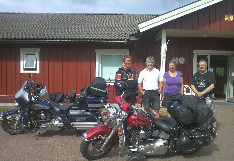 Orsa, STF Hostel