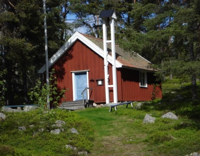 Öppet Hus - Bergöns kapell