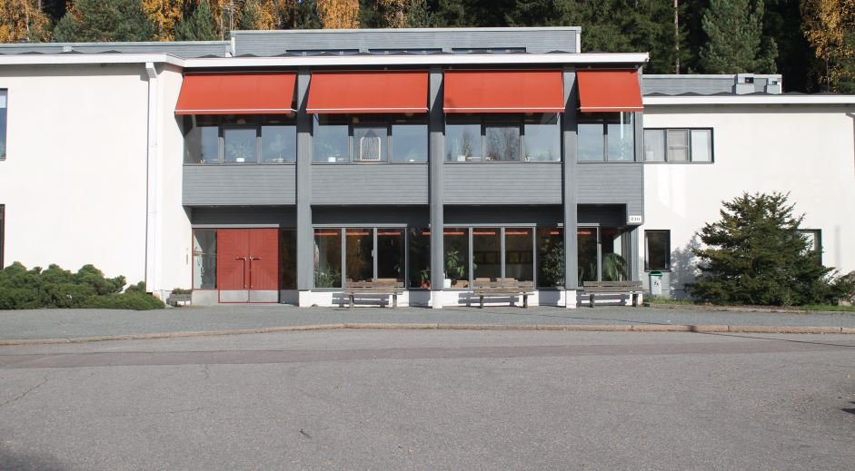 Siikaniemi course center