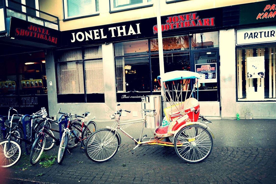 Jonel Thai