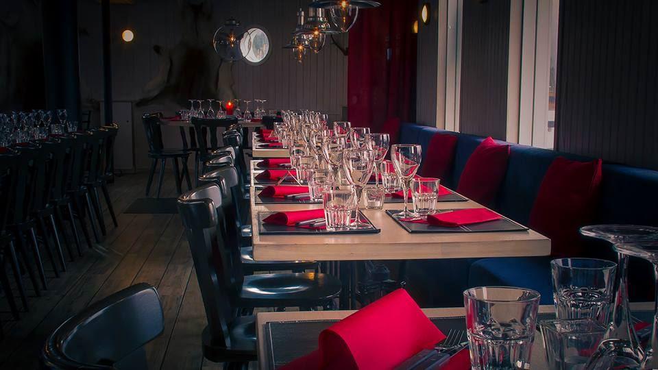 Restaurant Ship Kaunis Veera