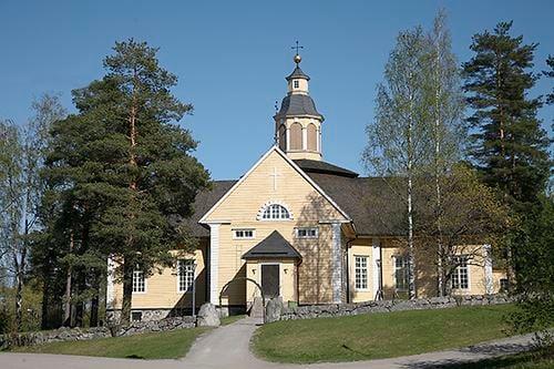 Nastolan kirkko