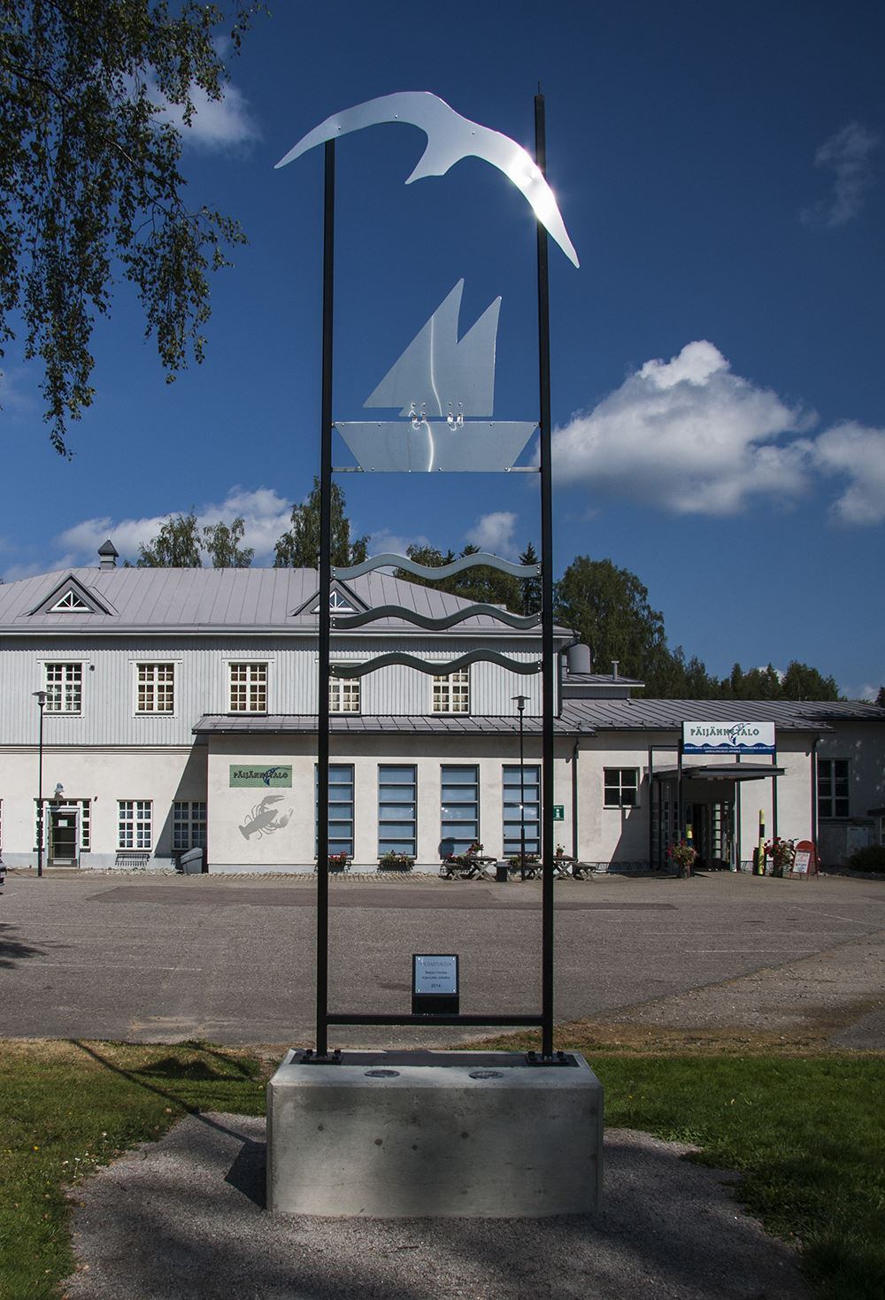 Päijännehouse and The Museum of Finnish Recreational Fishing