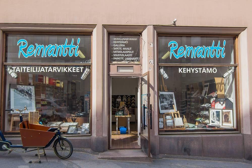Gallery Remrantti