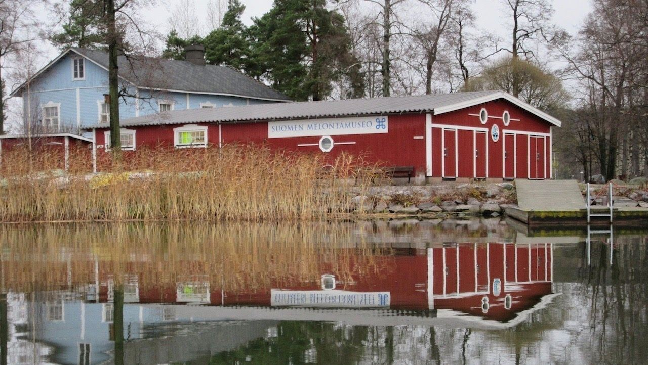 Finnish Paddling Museum