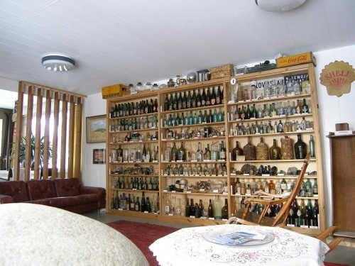 Orimattila Bottle Museum