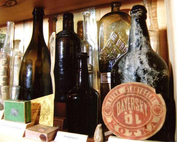 Orimattila Bottle Museum