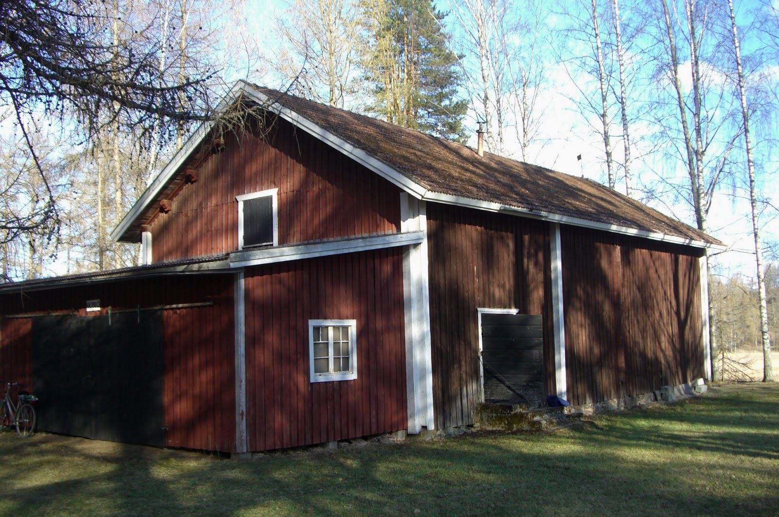 Padasjoki homestead museum