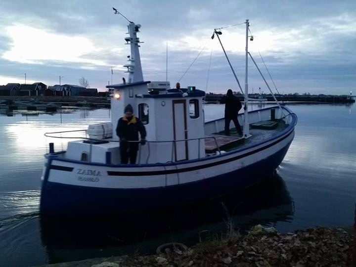 Ka 334 Zaima Fiskeri & Sjöentreprenad