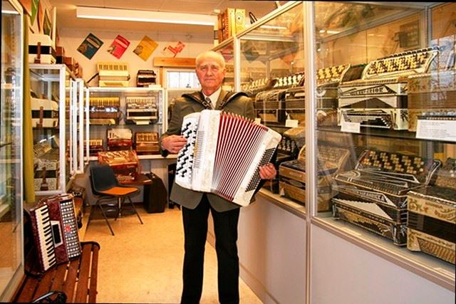 Finland's Accordeon Museum