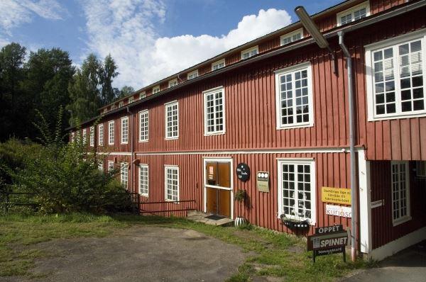 Smålandsbilder AB,  © Smålandsbilder AB, Spinnet i Habo