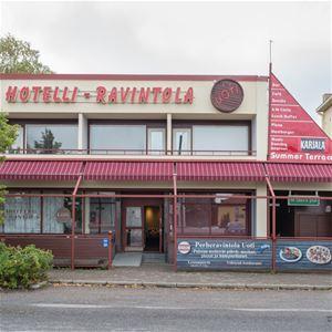 Hotelli-ravintola Uoti