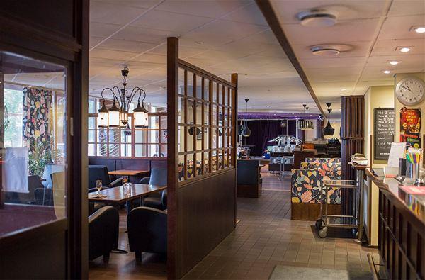 Hotel-Restaurant Uoti